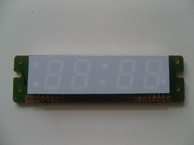 LED Clock Board