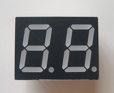Two Digits Led Seven segment display/Dual Digit LED Seven Segment Display