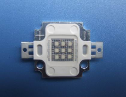 10w UV LED Diodes with Integrated Chip