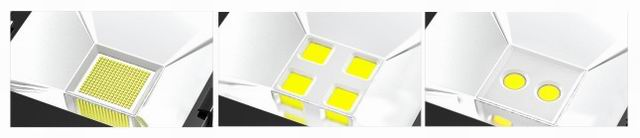 50W LED Flood Light Heat Sink-SD50A