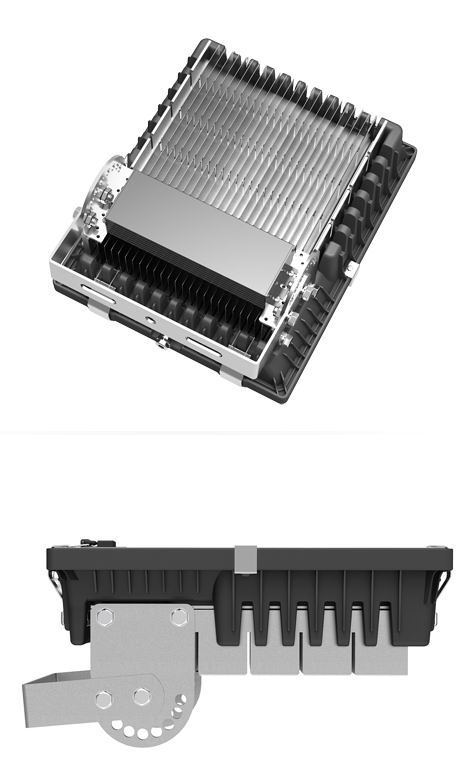 150W LED Flood Light Heat Sink-SD150S 2
