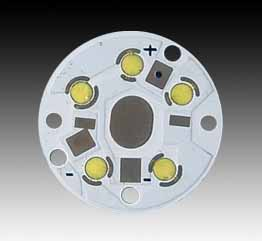 High Power LED 3W: SDP23-3W Series