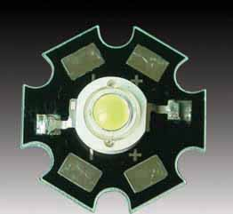 High Power LED 3W: SDP03-3W Series