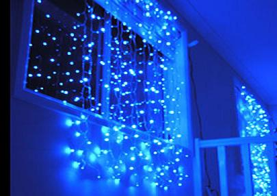 led christmas lightled net strip